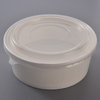 Disposable Paper Take Away Salad Cup