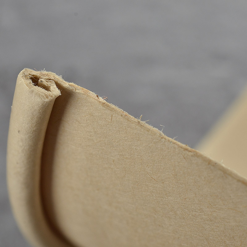 Disposable bamboo fiber coffee paper cup