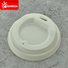 Biodegradable PLA Plastic Lid for Paper Cup